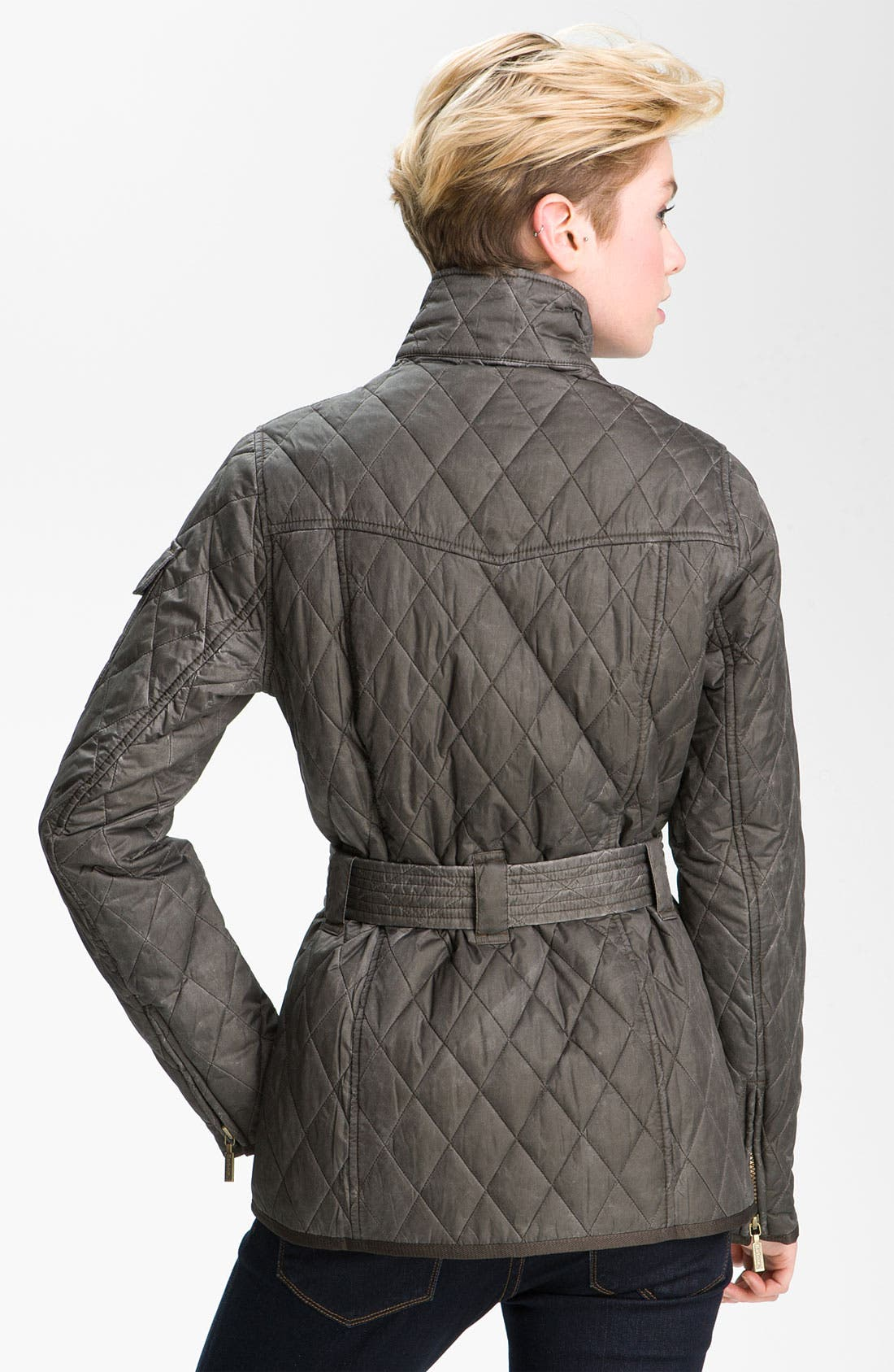 Alternate Image 2  - Barbour 'Heritage International' Quilted Jacket (Online Exclusive)