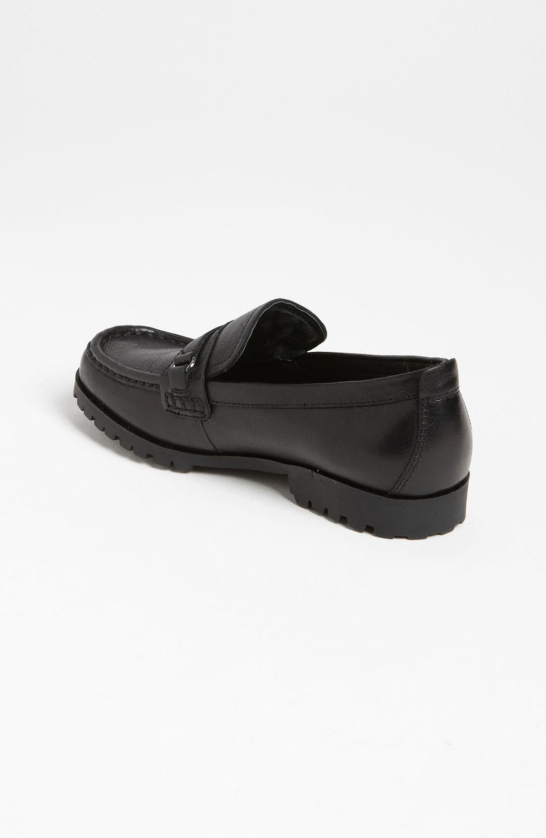 Alternate Image 2  - Cole Haan 'Air Brandon' Loafer (Little Kid & Big Kid)