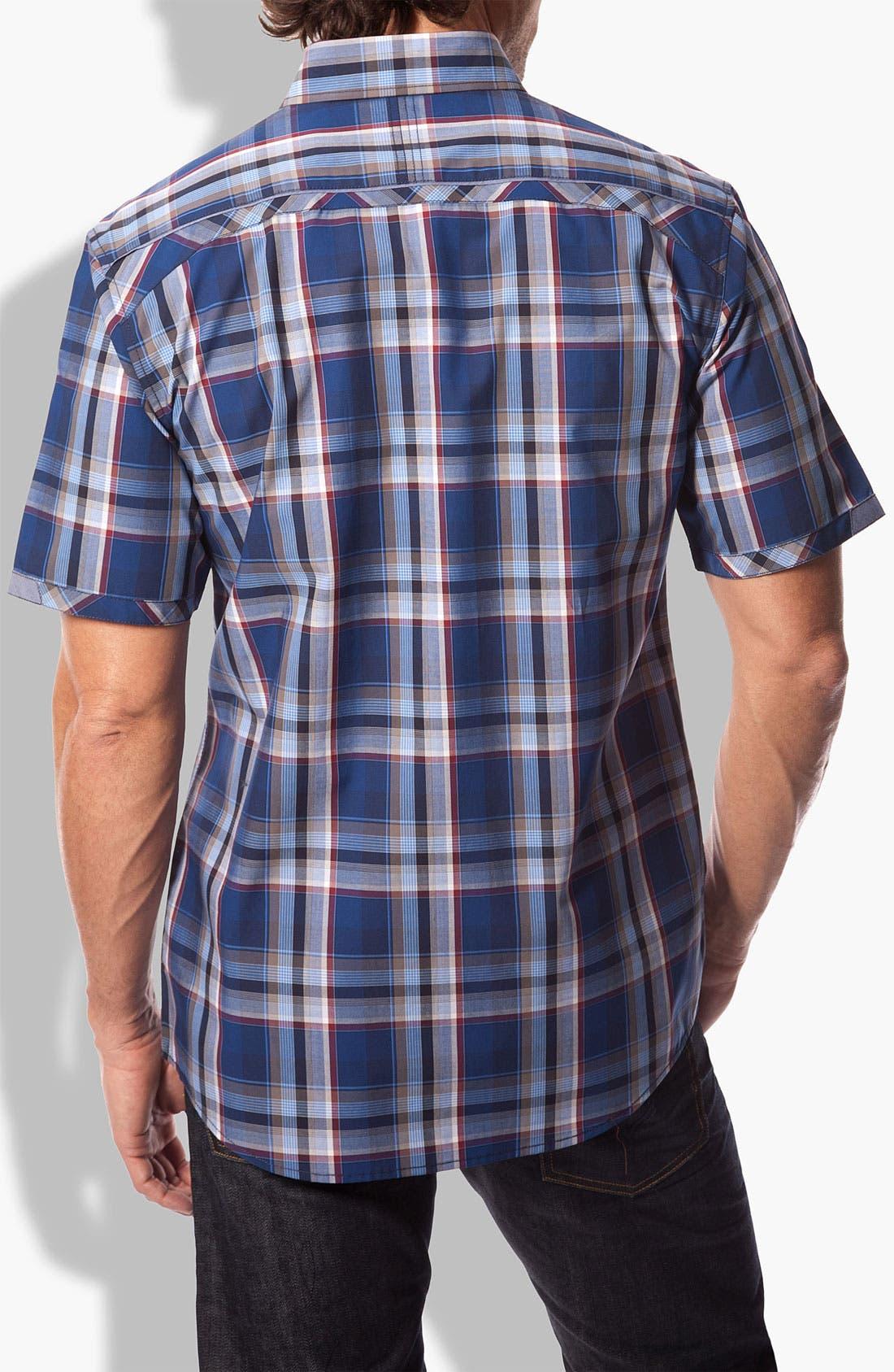 Alternate Image 2  - 7 Diamonds 'Escape' Woven Shirt