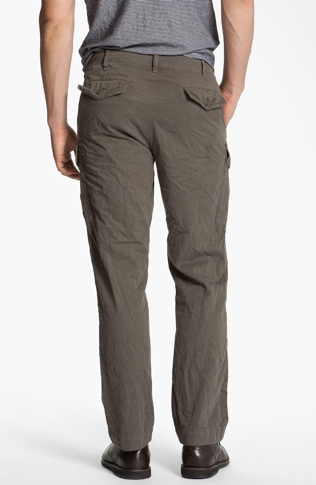 Alternate Image 2  - Save Khaki Cargo Pants