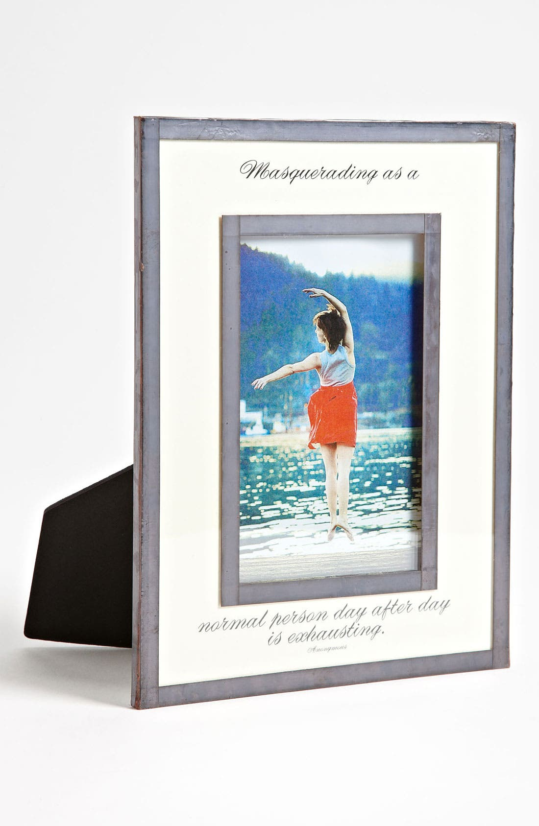 Alternate Image 1 Selected - Ben's Garden 'Masquerading' Picture Frame (4x6)