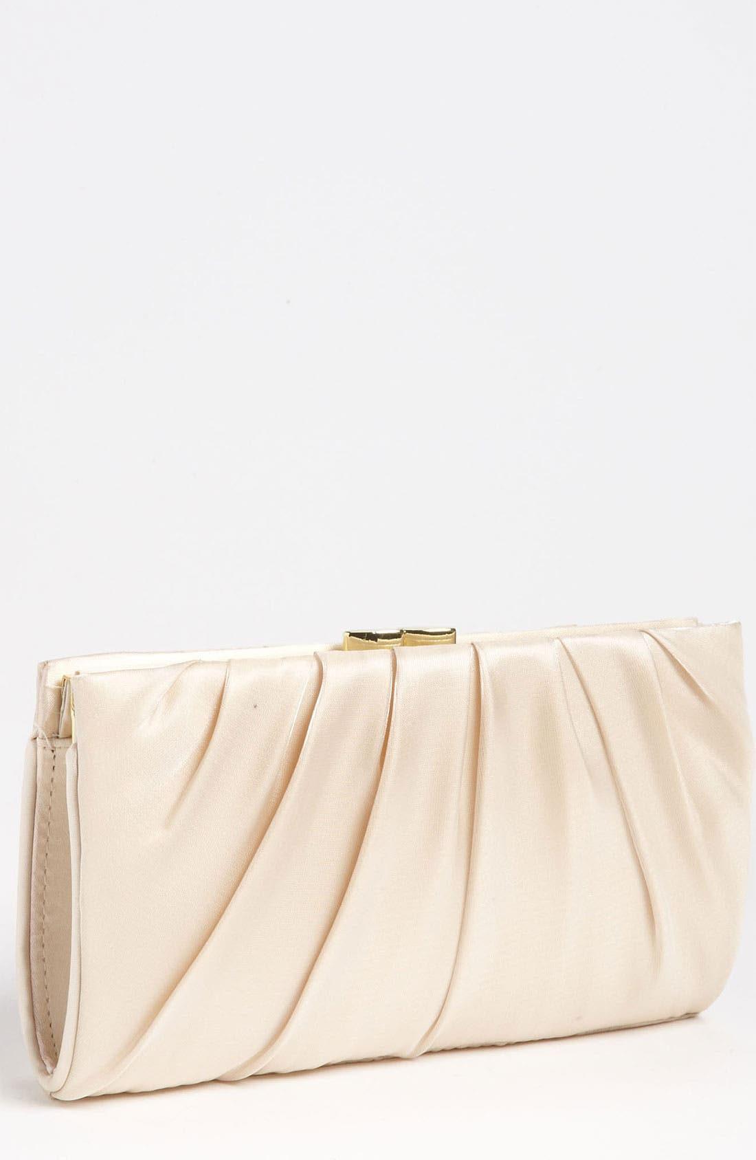Alternate Image 1 Selected - Nina 'Larry' Satin Clutch