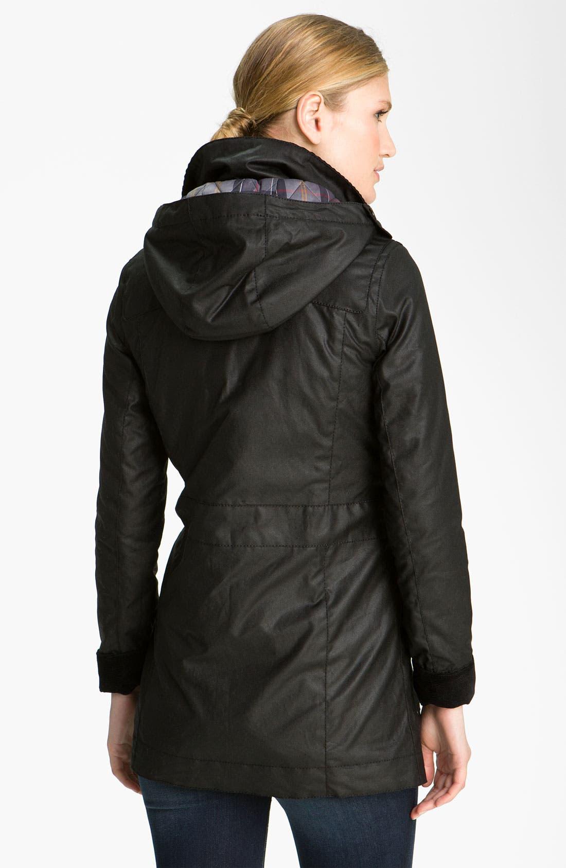 Alternate Image 3  - Barbour 'Buttermere' Waterproof Duffle Coat (Online Exclusive)