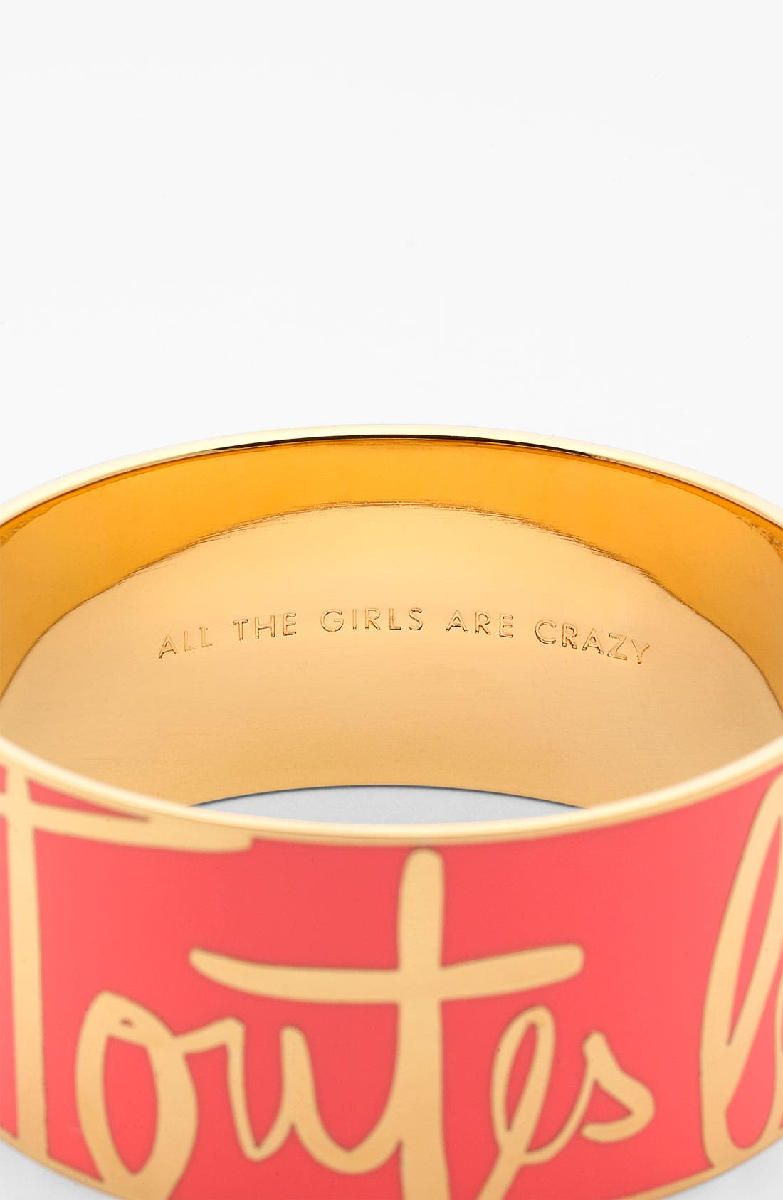 Alternate Image 2  - kate spade new york 'idiom' wide bangle