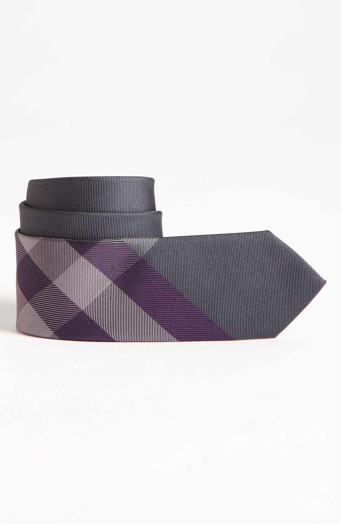 Alternate Image 1 Selected - Burberry Woven Silk Tie (Big Boys)