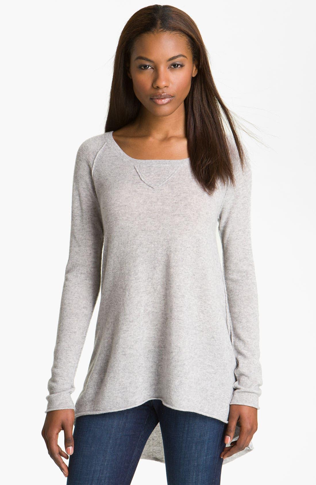 Alternate Image 1 Selected - autumn cashmere Sweatshirt