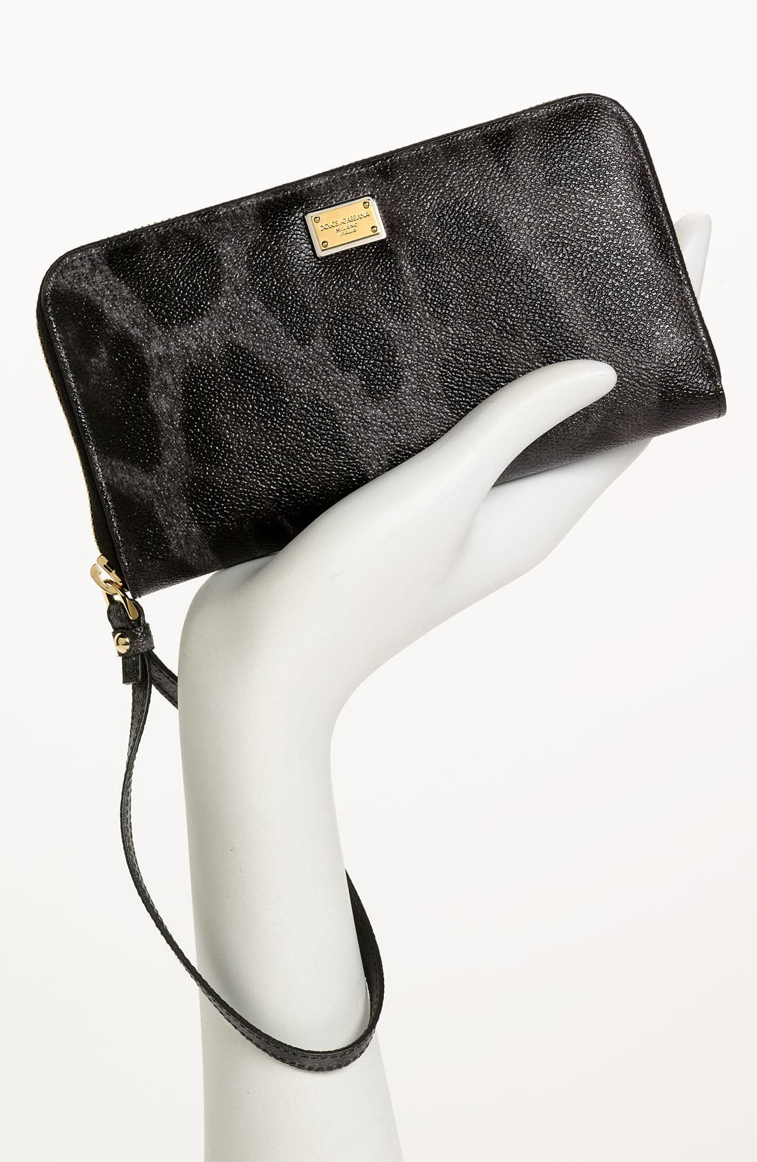 Alternate Image 2  - Dolce&Gabbana Zip Around Wristlet