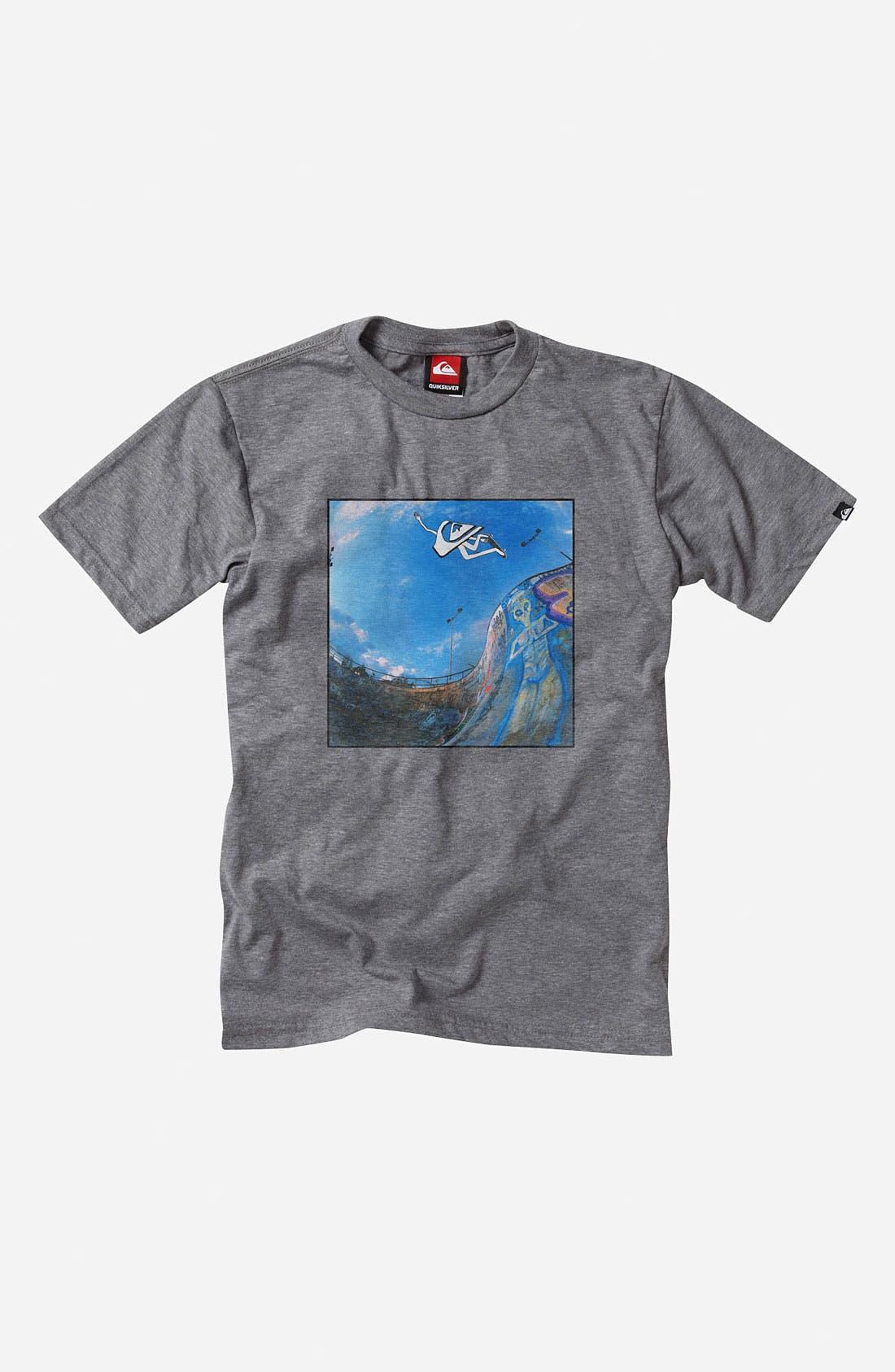 Alternate Image 1 Selected - Quiksilver 'Nomar' Graphic T-Shirt (Big Boys)