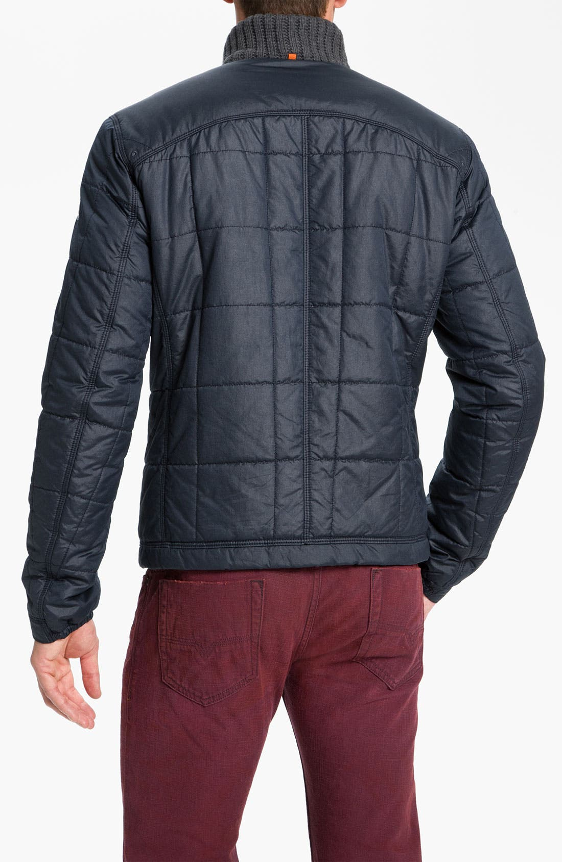 Alternate Image 2  - BOSS Orange 'OTO1-W' Quilted Jacket