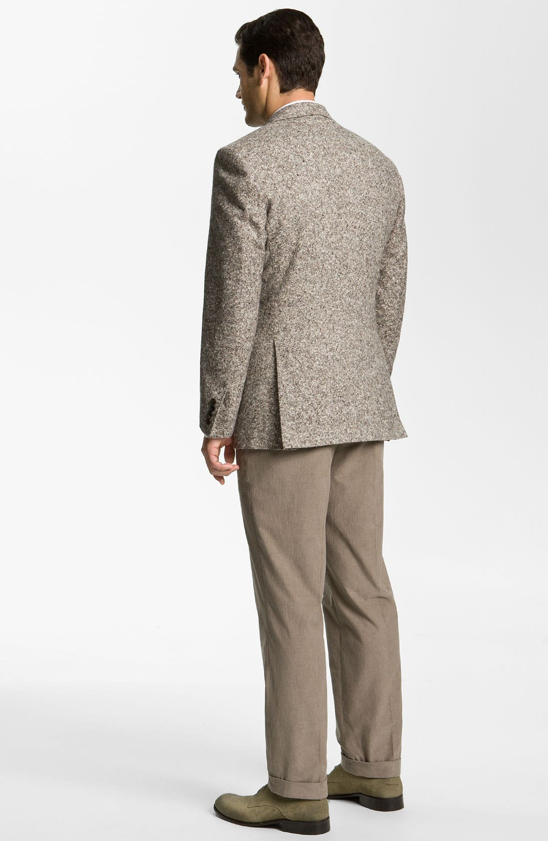 Alternate Image 5  - Canali 'Donnegal' Sportcoat