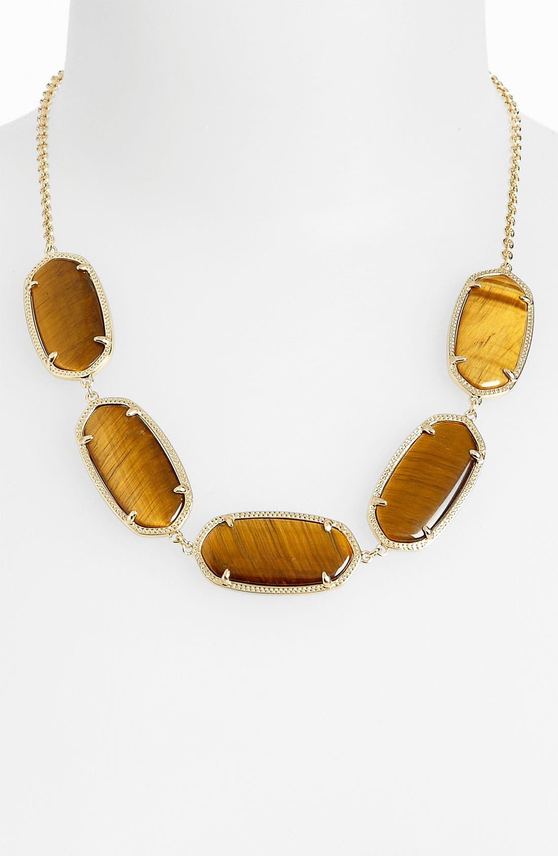 Alternate Image 1 Selected - Kendra Scott 'Aimee' Collar Necklace
