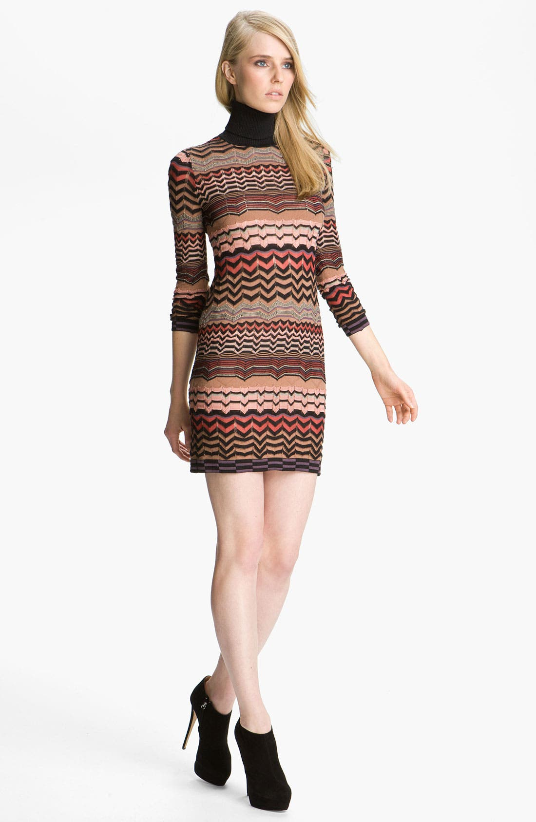 Alternate Image 1 Selected - M Missoni Zigzag Tube Dress