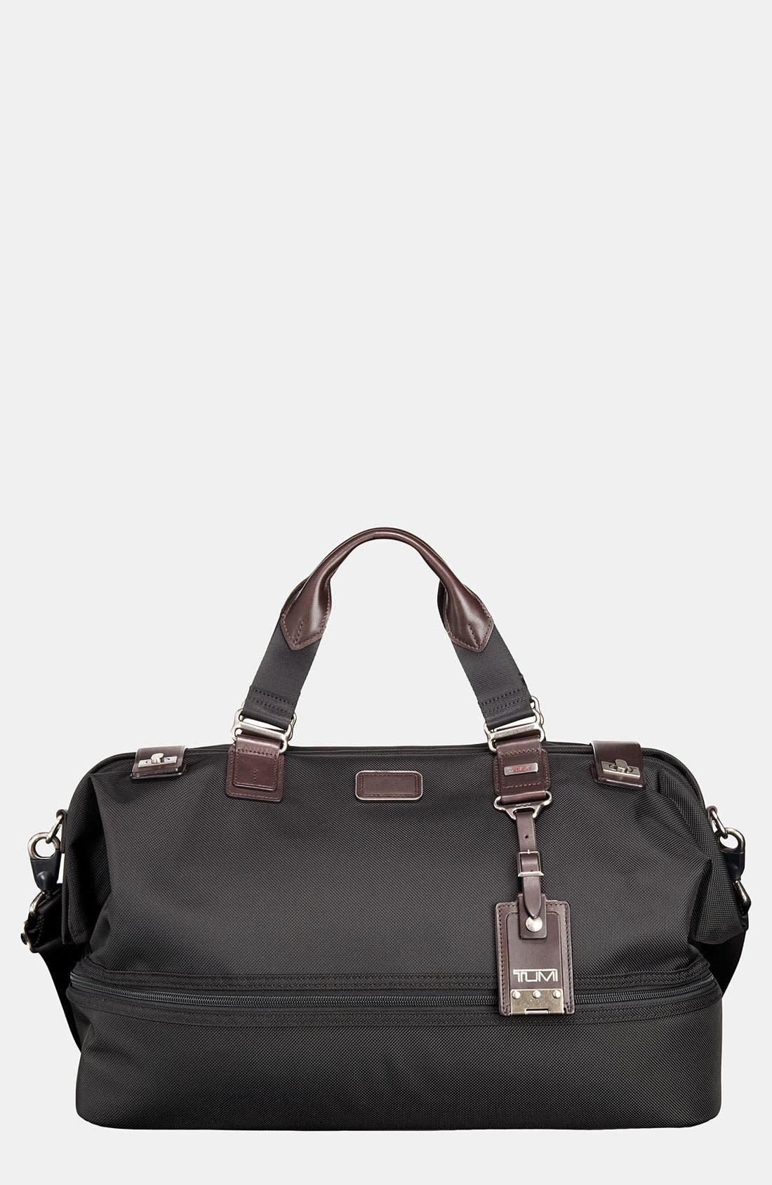 Alternate Image 1 Selected - Tumi 'Alpha Bravo - Coronado' Framed Duffel Bag