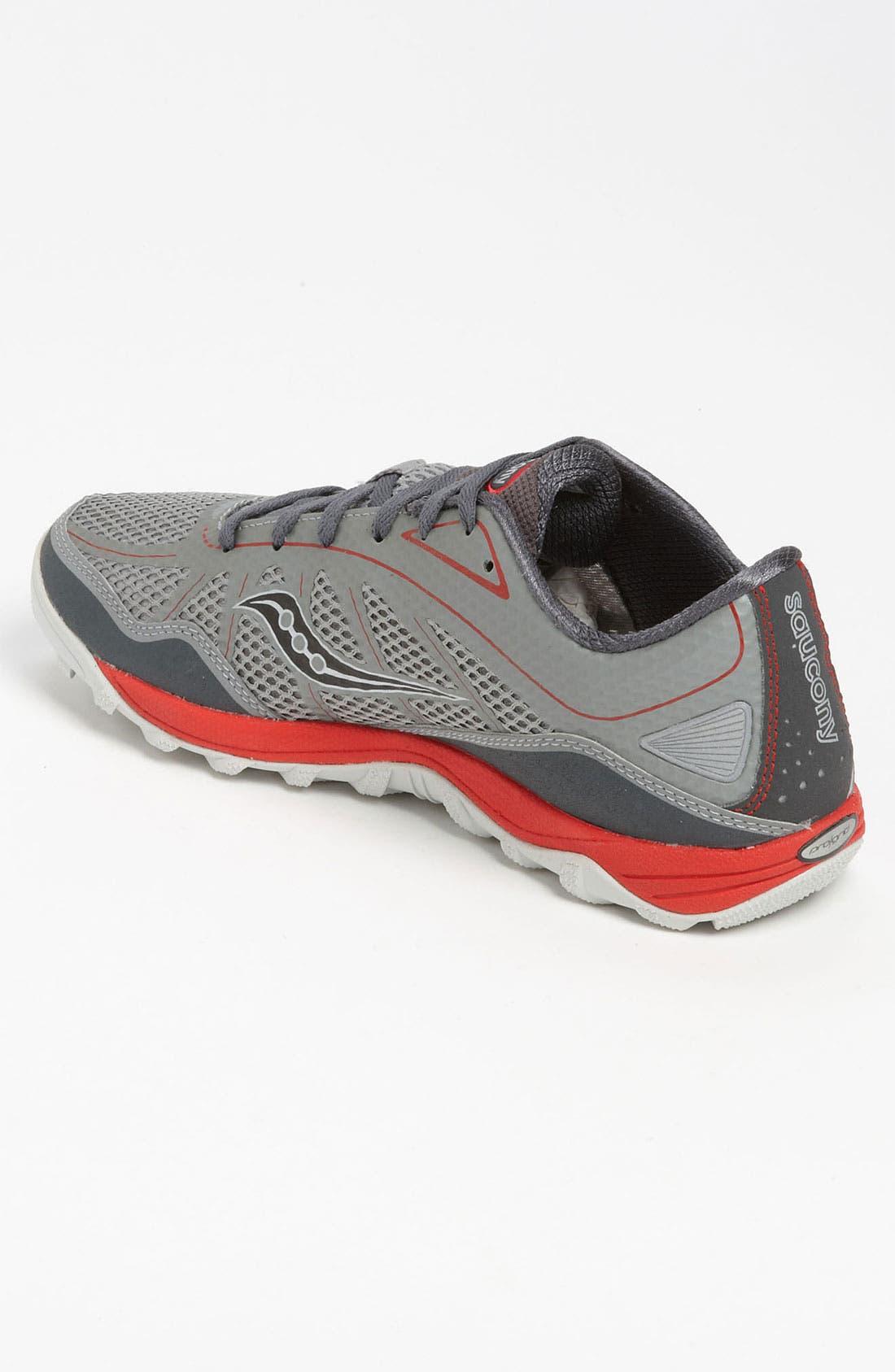 Alternate Image 2  - Saucony 'ProGrid Kinvara TR' Trail Running Shoe (Men)