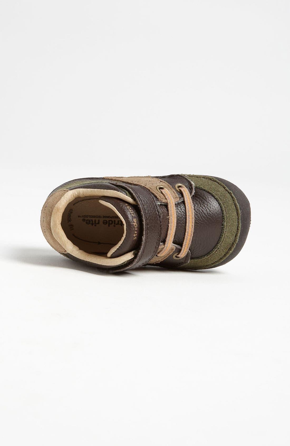 Alternate Image 3  - Stride Rite 'Julien' Sneaker (Baby & Walker)