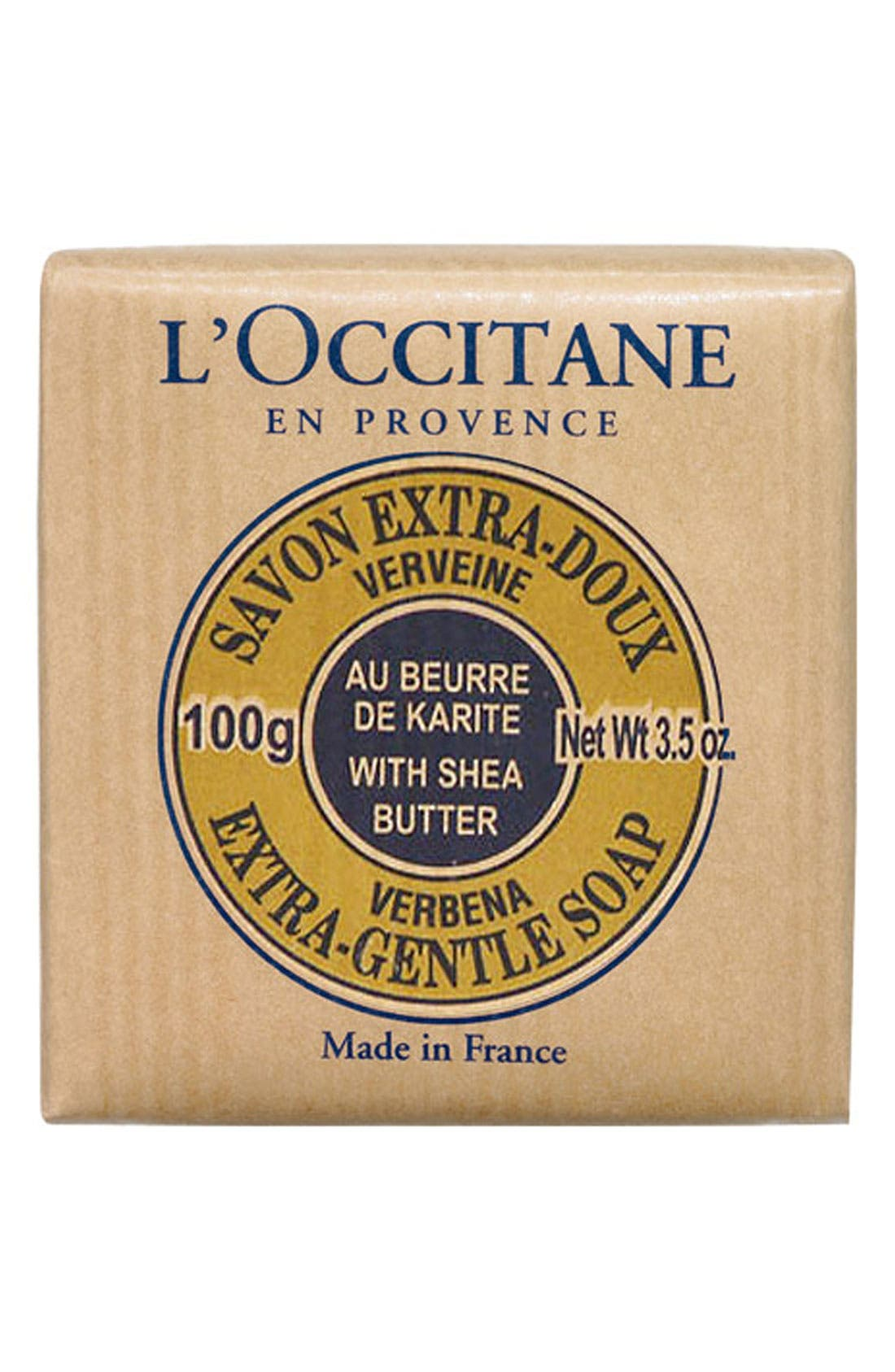 L'Occitane 'Verbena' Shea Soap - Travel Size