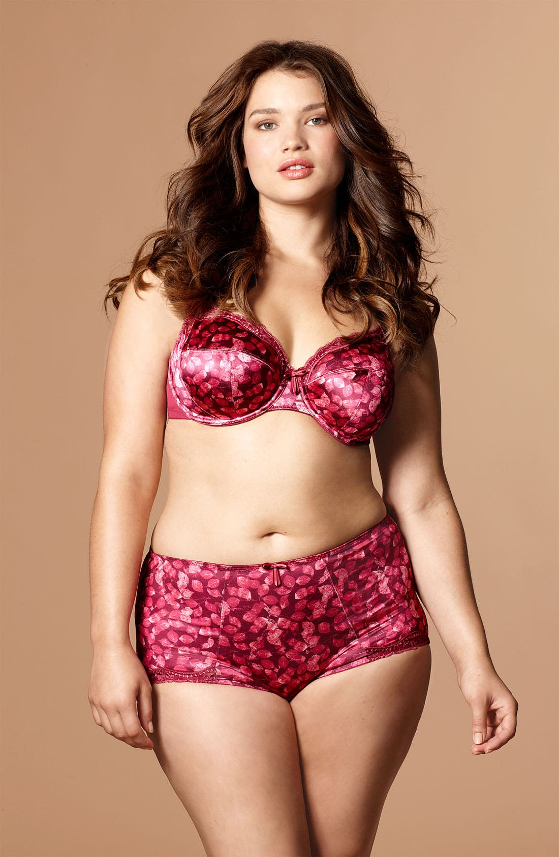 Alternate Image 5  - Elomi 'Briony' Briefs (Plus Size)