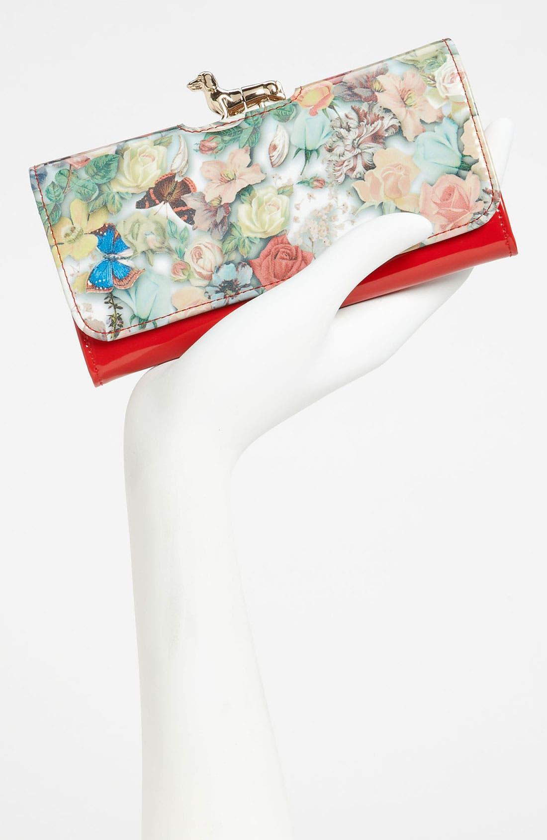 Alternate Image 2  - Ted Baker London 'Decoupage - Dachshund Bobble' Matinee Wallet