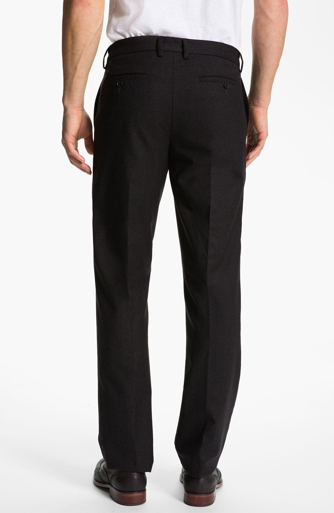 Alternate Image 2  - Vince Slim Straight Leg Trousers