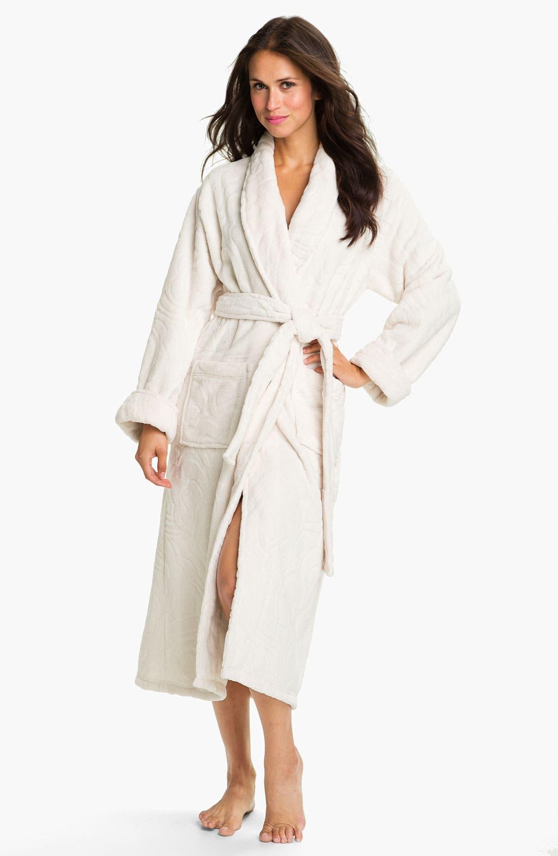 Alternate Image 1 Selected - Natori 'Purl' Plush Robe
