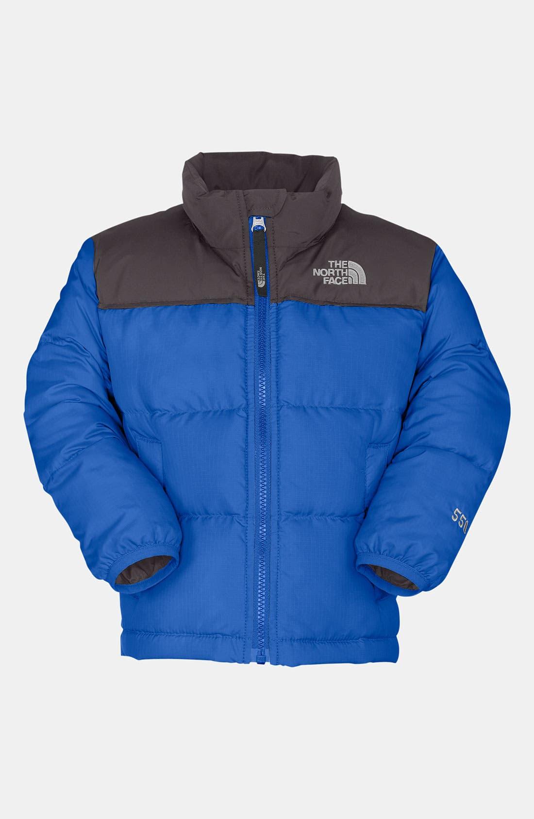 Main Image - The North Face 'Nuptse' Down Jacket (Toddler)