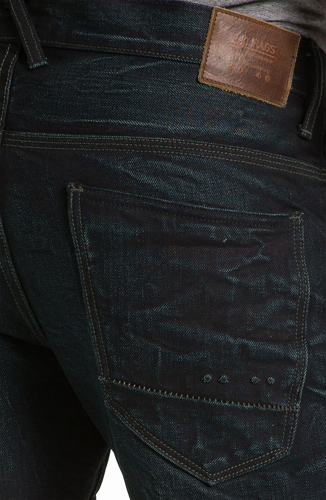 Alternate Image 4  - J.C. Rags 'Alpha' Straight Leg Jeans (Used)