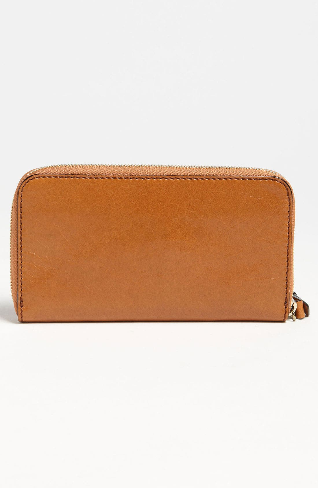 Alternate Image 4  - Chloé 'Shadow - Long' Zip Around Leather Wallet