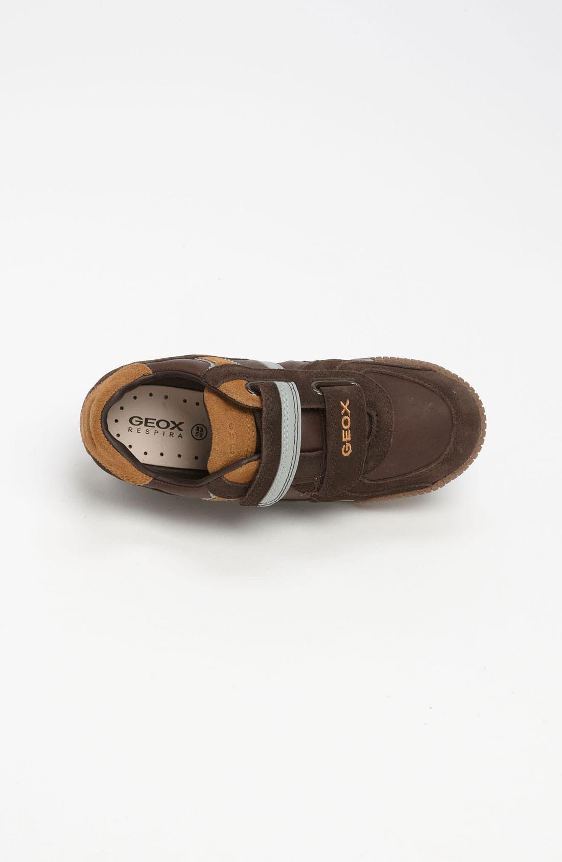 Alternate Image 3  - Geox 'Olimpus' Sneaker (Toddler, Little Kid & Big Kid)