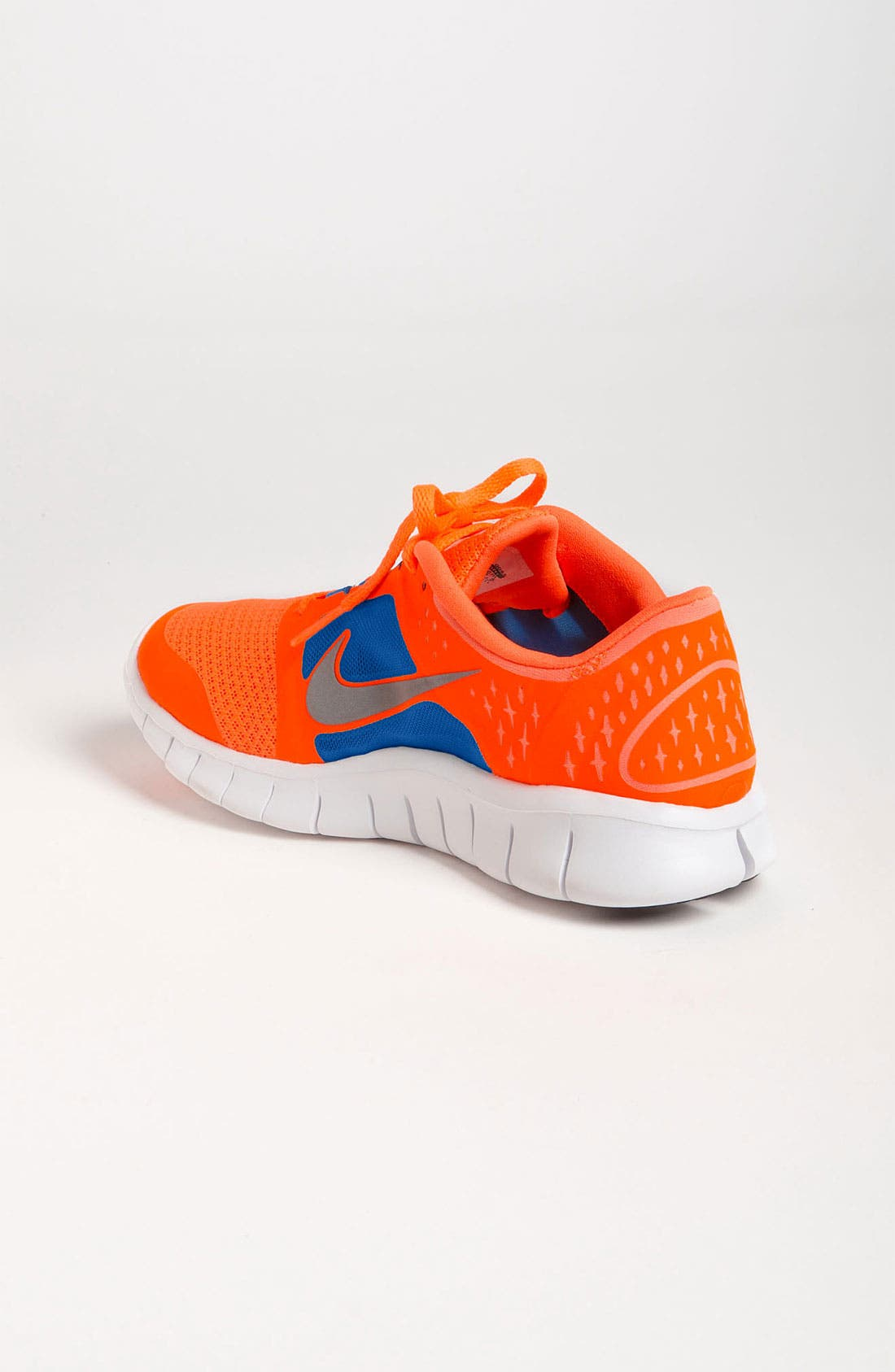 Alternate Image 2  - Nike 'Free Run 3' Running Shoe (Big Kid)