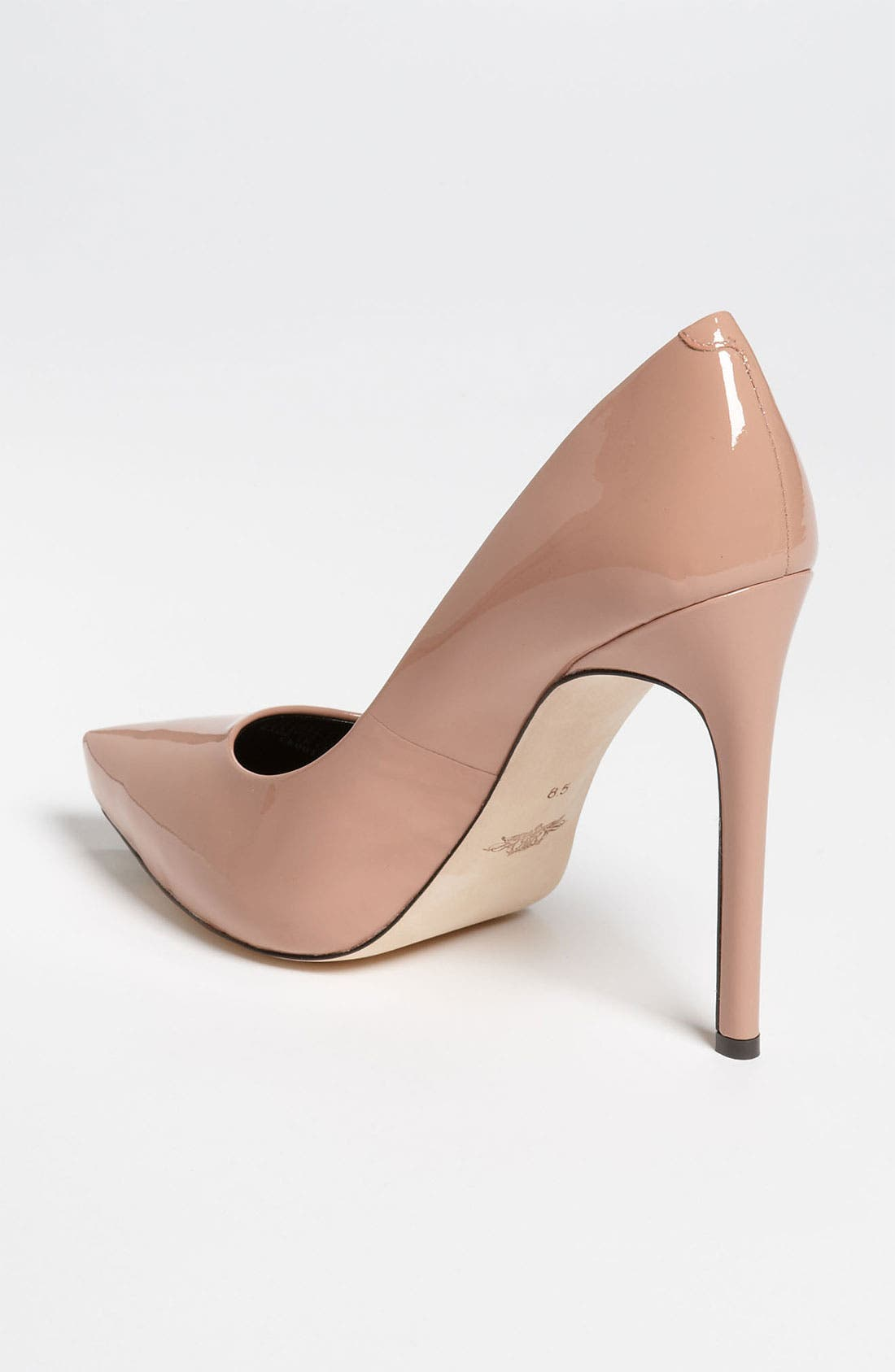 Rachel Roy 'Gardner' Pump,                             Alternate thumbnail 2, color,                             Light Pink Patent