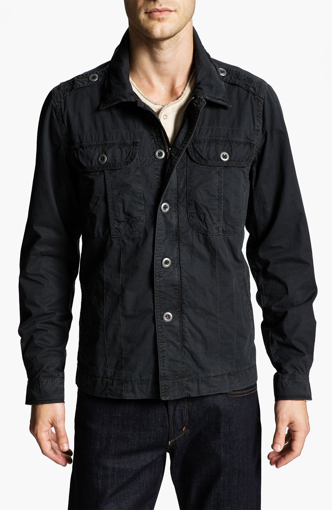 Alternate Image 1 Selected - Jeremiah Twill Jacket