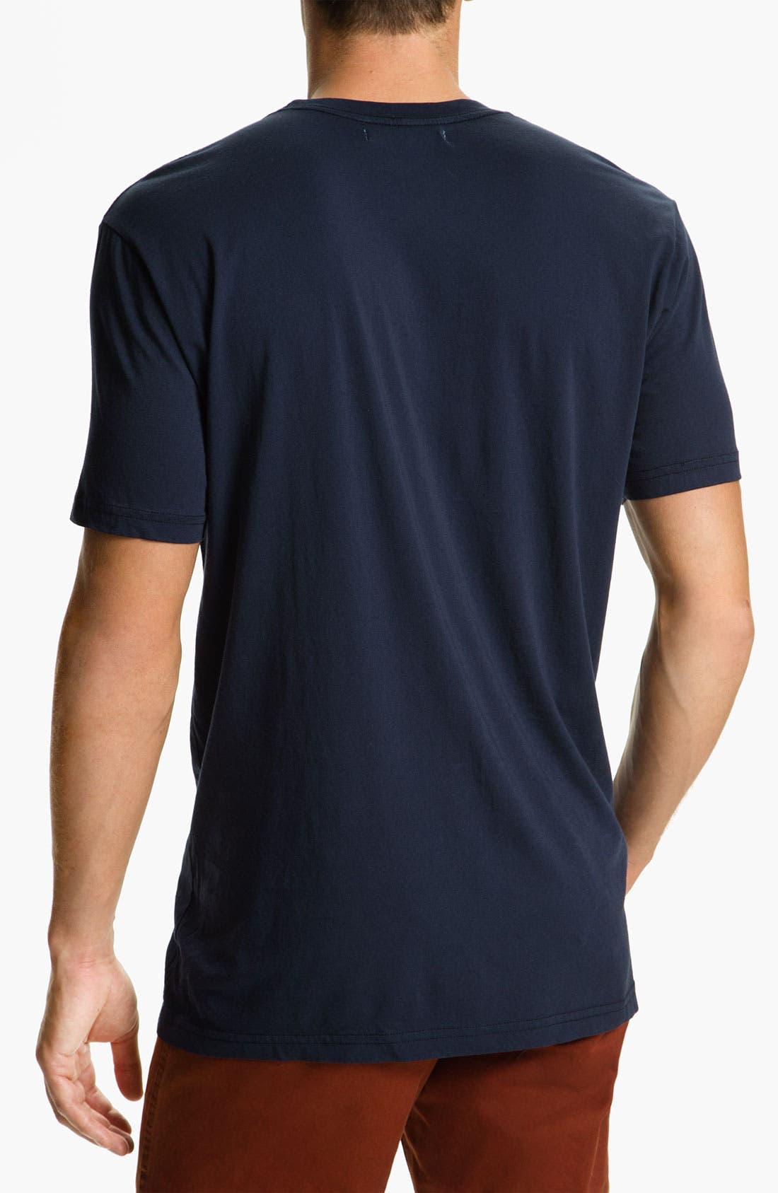 Alternate Image 2  - Riviera Club Pocket T-Shirt