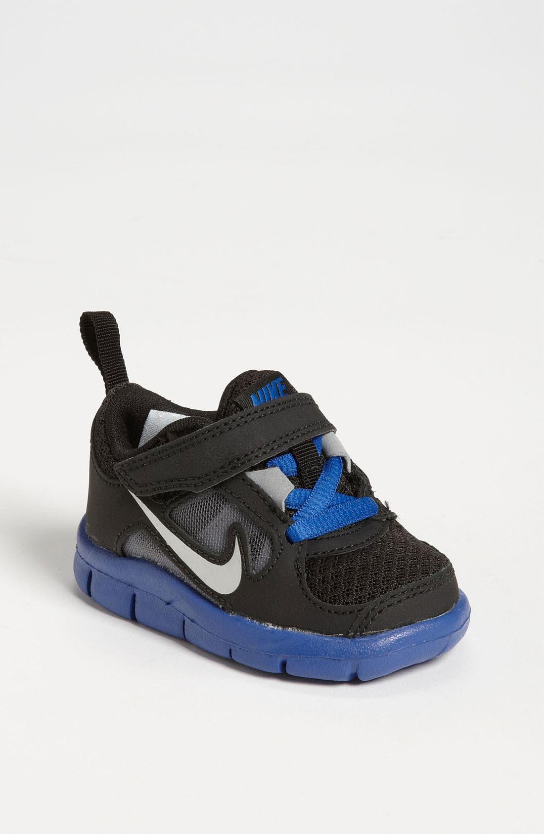 Alternate Image 1 Selected - Nike 'Free Run 3' Sneaker (Baby, Walker, Toddler & Little Kid)