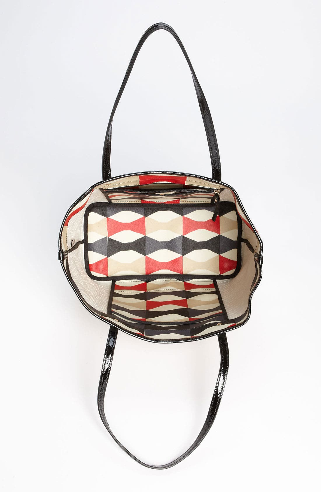 Alternate Image 3  - kate spade new york 'abstract signature bow harmony - small' tote