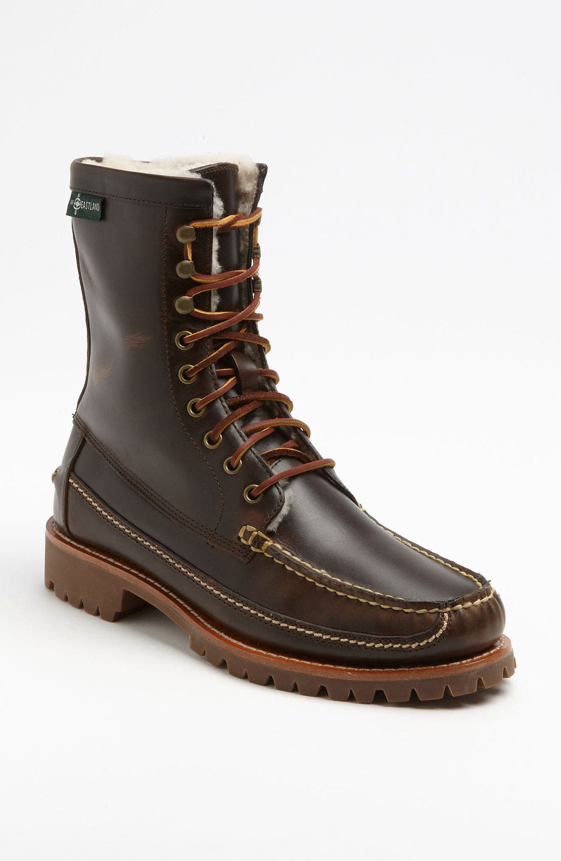 Main Image - Eastland 'Baxter 1955' Moc Toe Boot