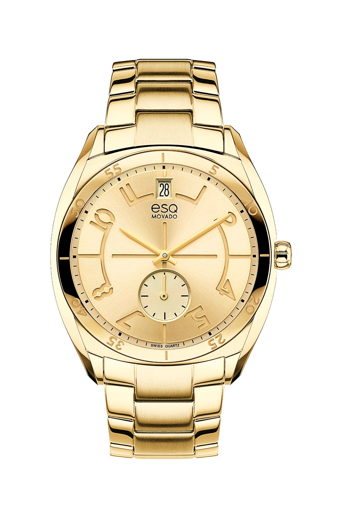 Main Image - ESQ Movado 'Origin' Round Bracelet Watch, 36mm