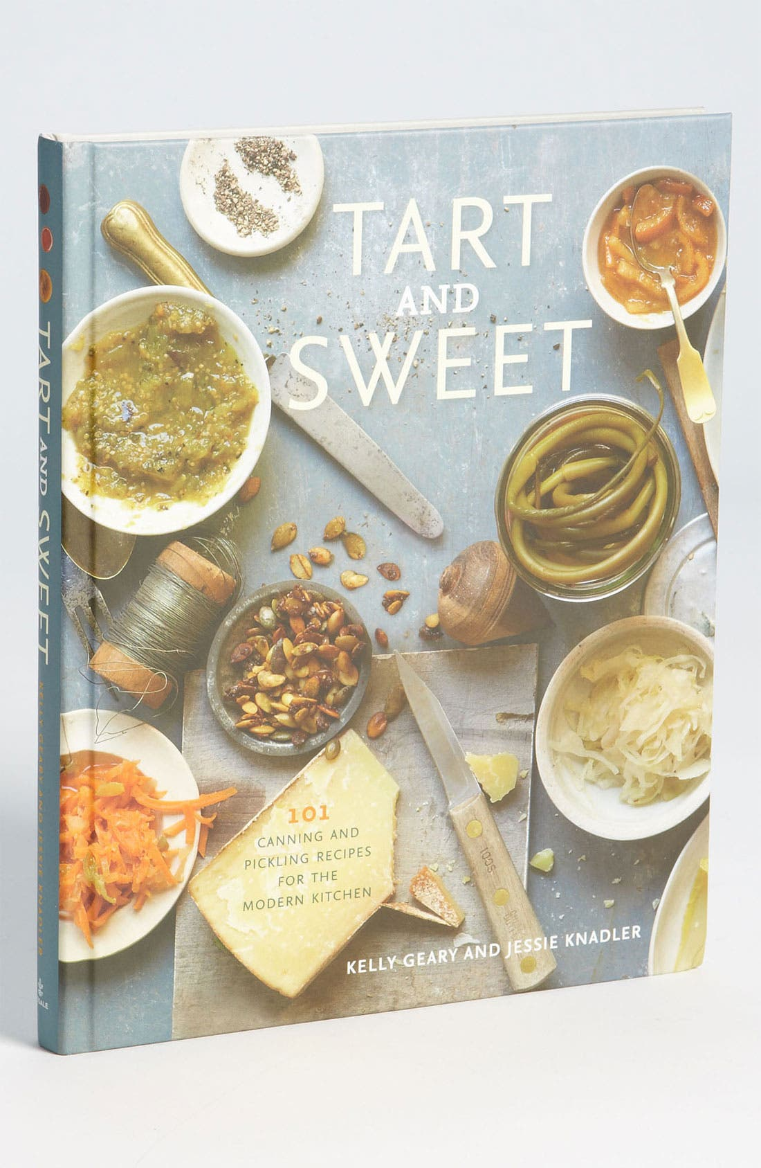 Alternate Image 1 Selected - 'Tart & Sweet' Canning & Pickling Cookbook