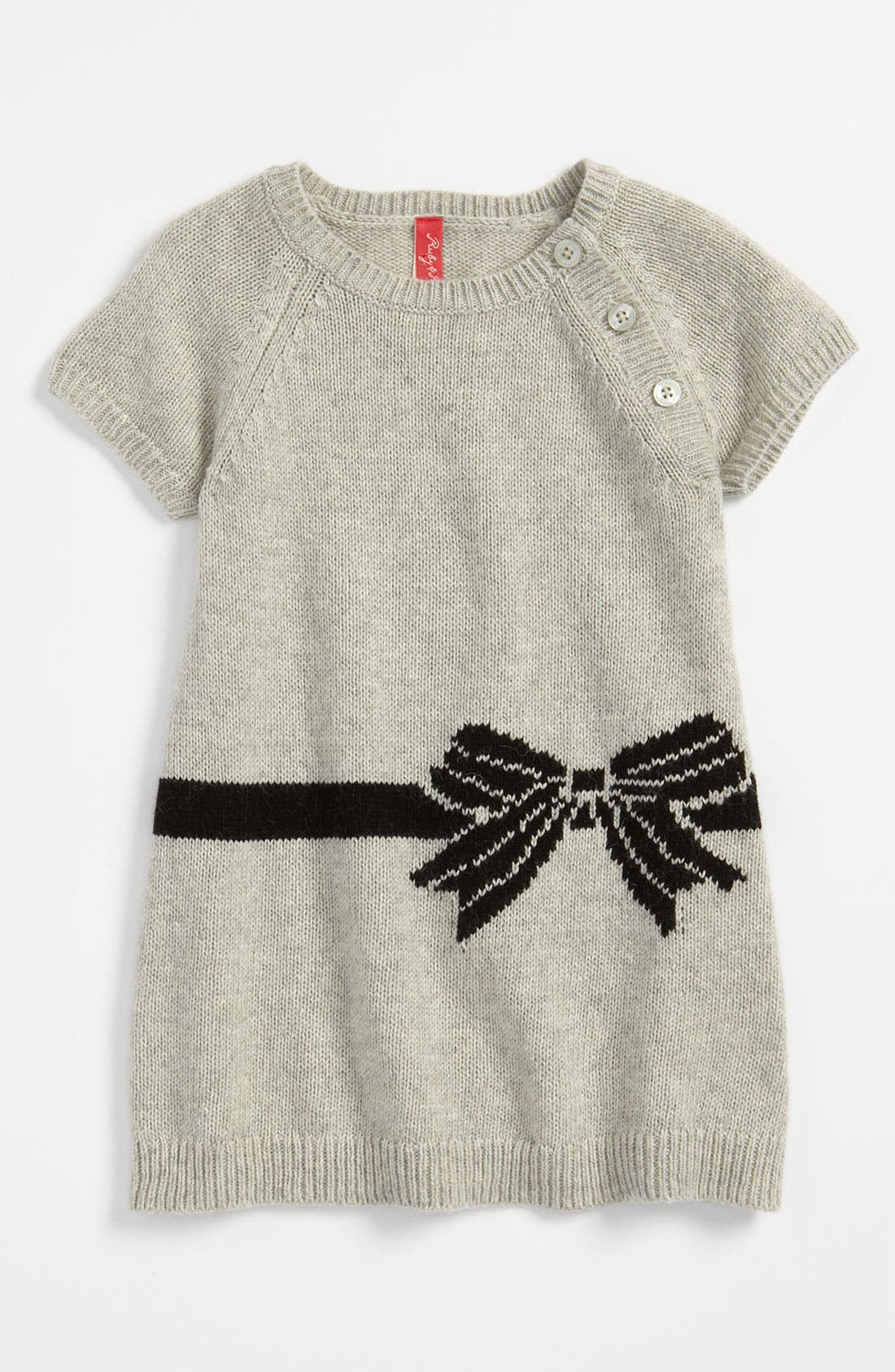 Alternate Image 1 Selected - Ruby & Bloom 'Paige' Sweater Dress (Infant)