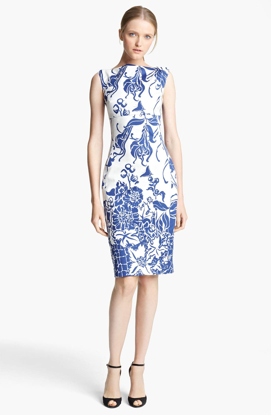Alternate Image 1 Selected - Emilio Pucci Print Dress