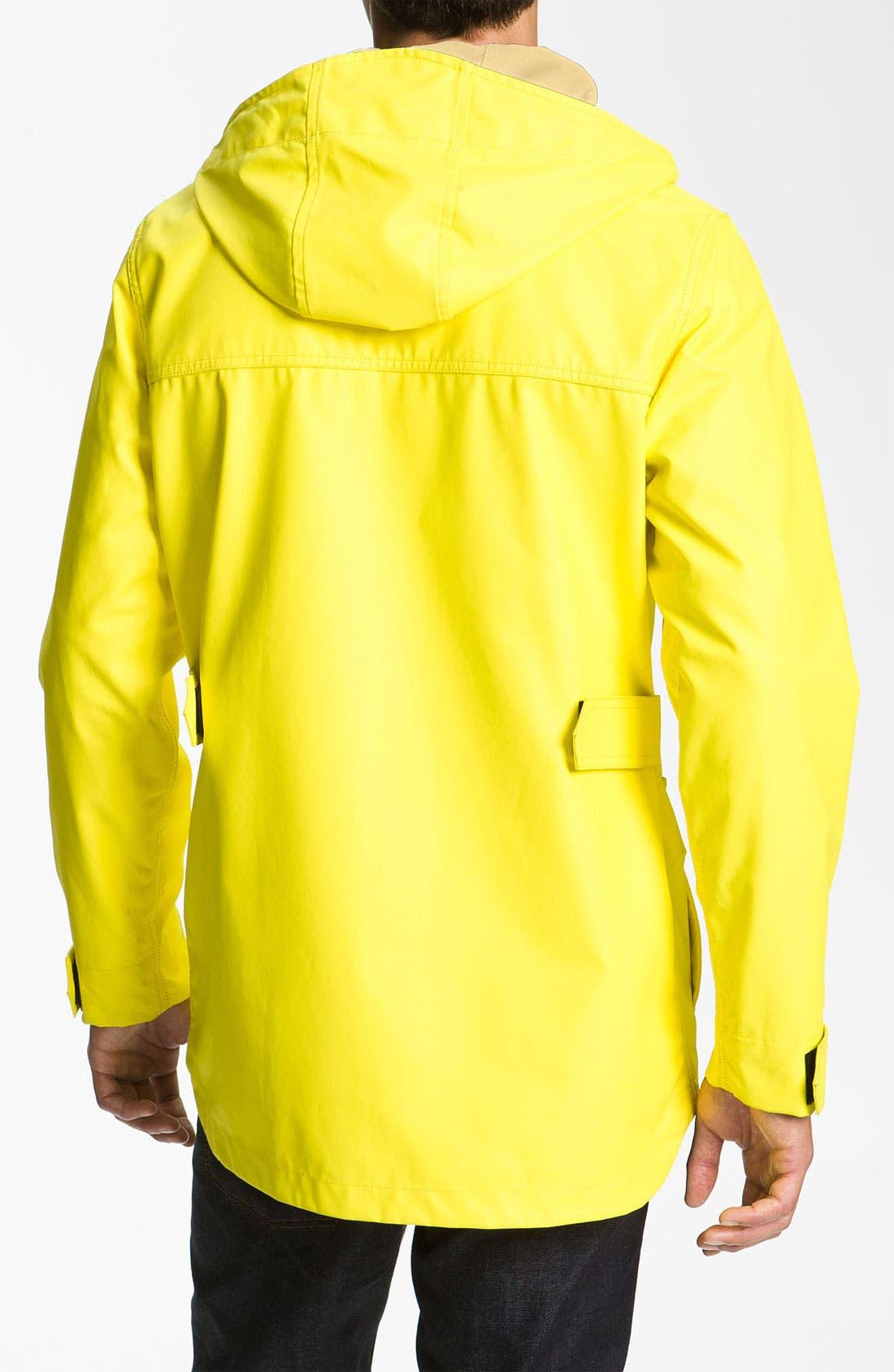 Alternate Image 2  - Hunter 'Classic Slicker' Waterproof Jacket