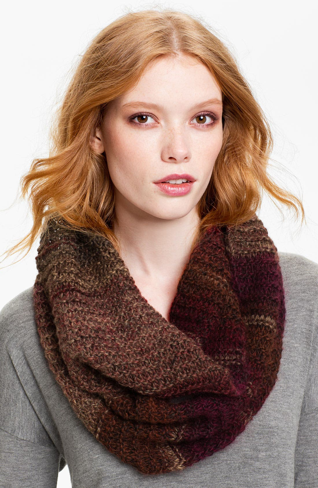 Alternate Image 1 Selected - Nordstrom Knit Infinity Scarf