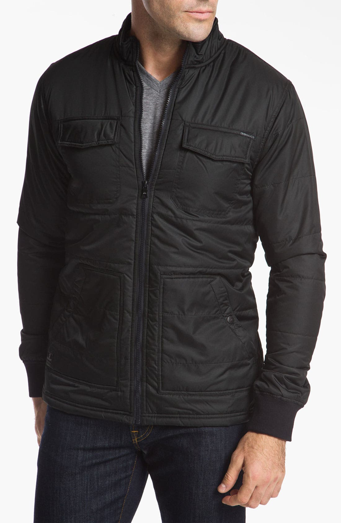 Alternate Image 1 Selected - Quiksilver 'Steadfast' Jacket