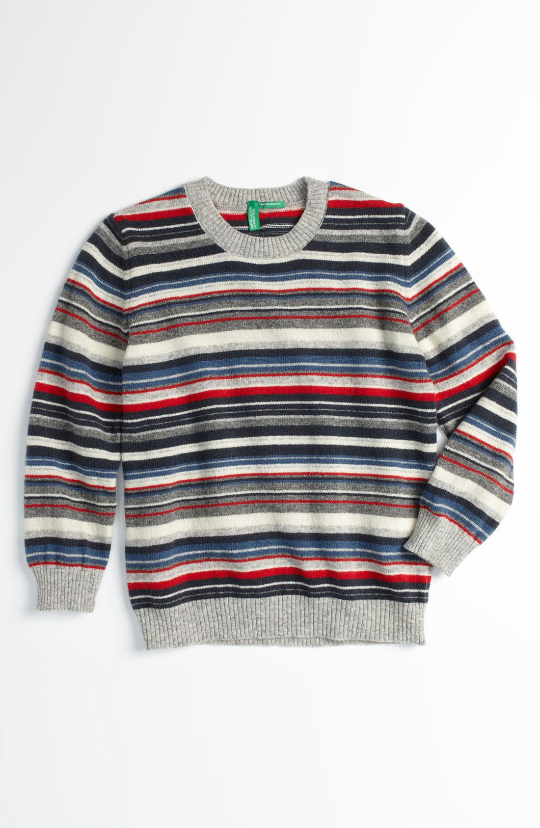 Alternate Image 1 Selected - United Colors of Benetton Kids Sweater (Toddler)