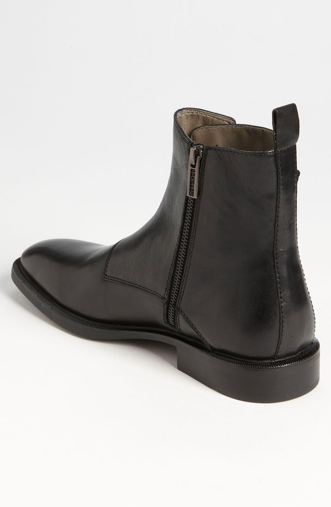 Alternate Image 2  - Calvin Klein 'Richard' Double Monk Strap Boot (Online Only)