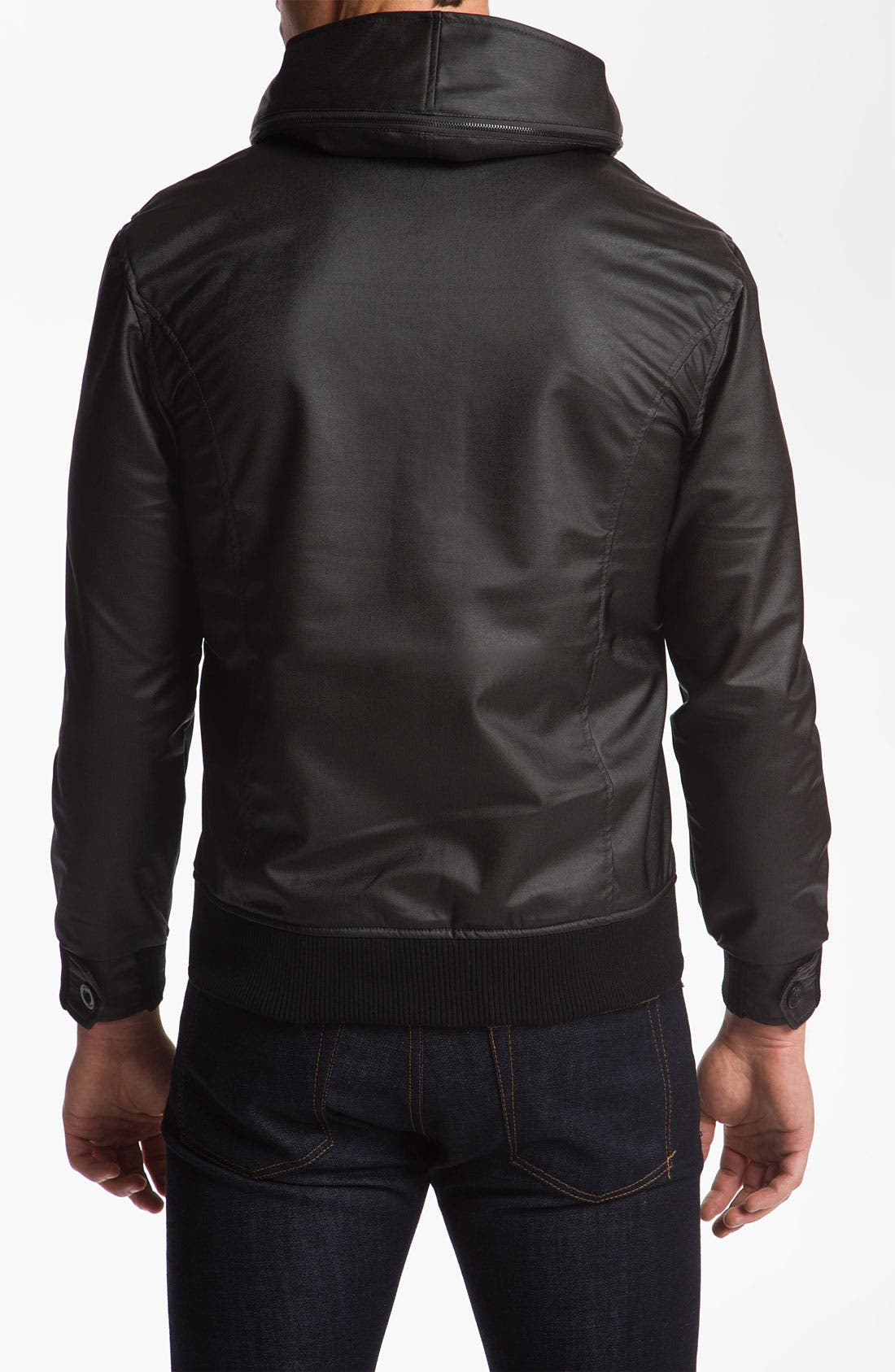 Alternate Image 2  - Lira Clothing 'Eco' Faux Leather Jacket