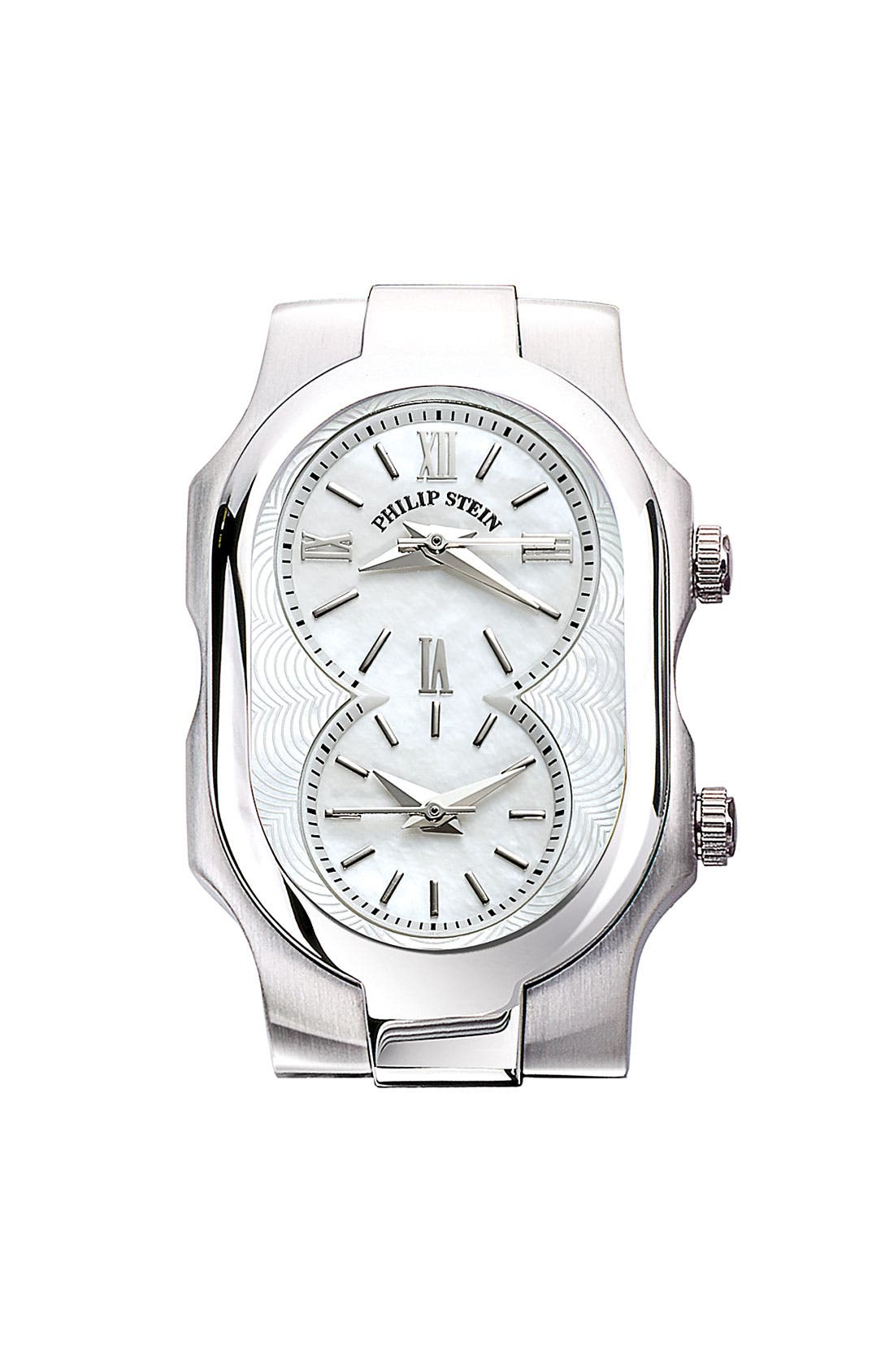 Alternate Image 1 Selected - Philip Stein® 'Signature' Small Watch Case