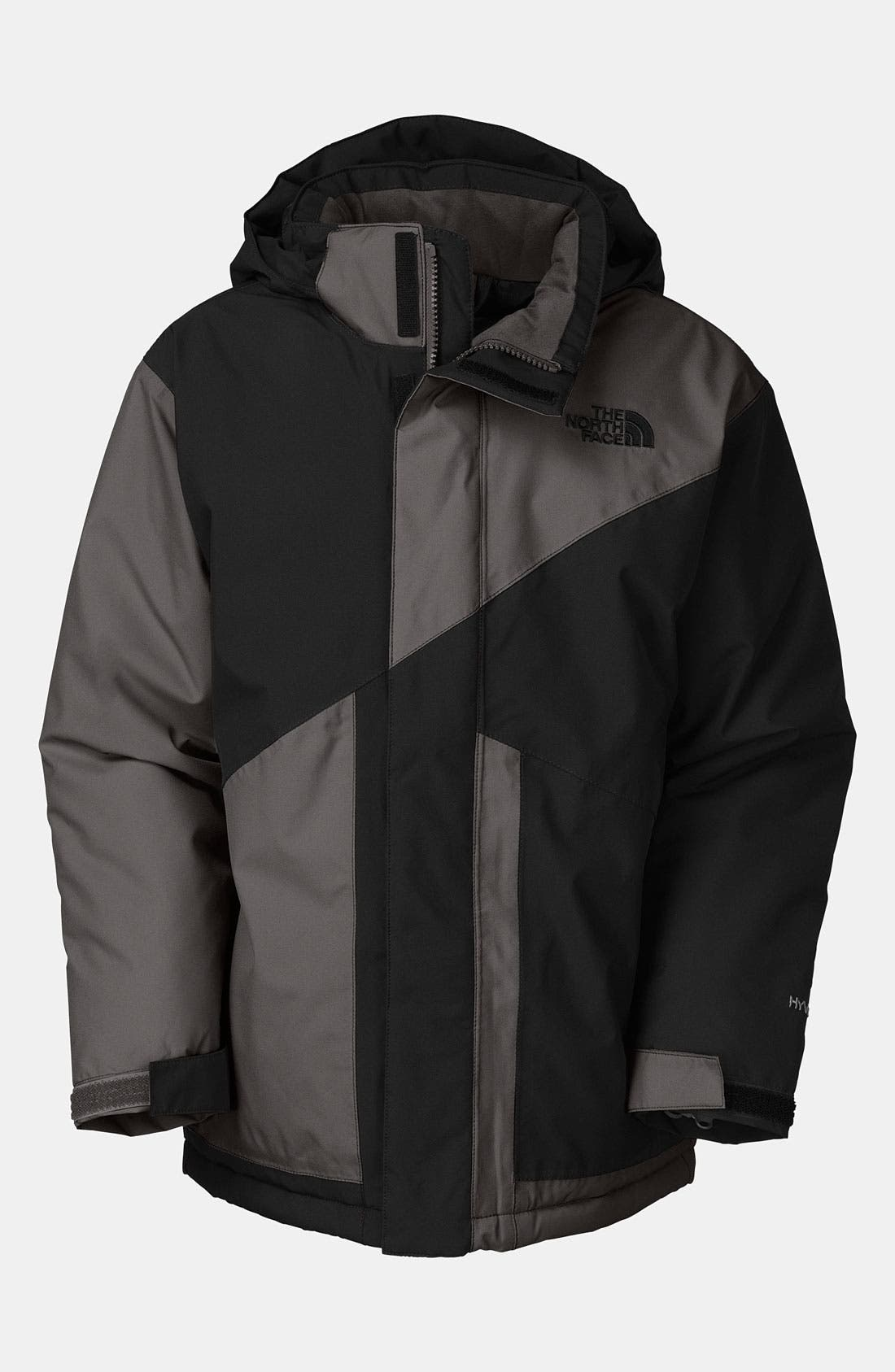 Alternate Image 1 Selected - The North Face 'Brightten' Insulated Jacket (Big Boys)