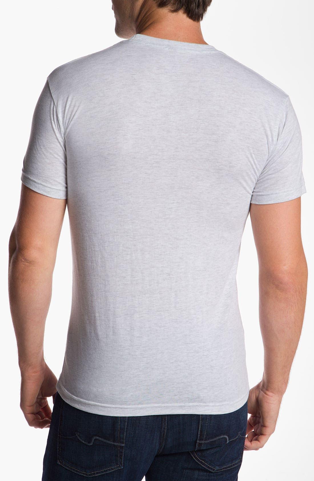 Alternate Image 2  - Free Authority 'Jimi Hendrix' Graphic T-Shirt