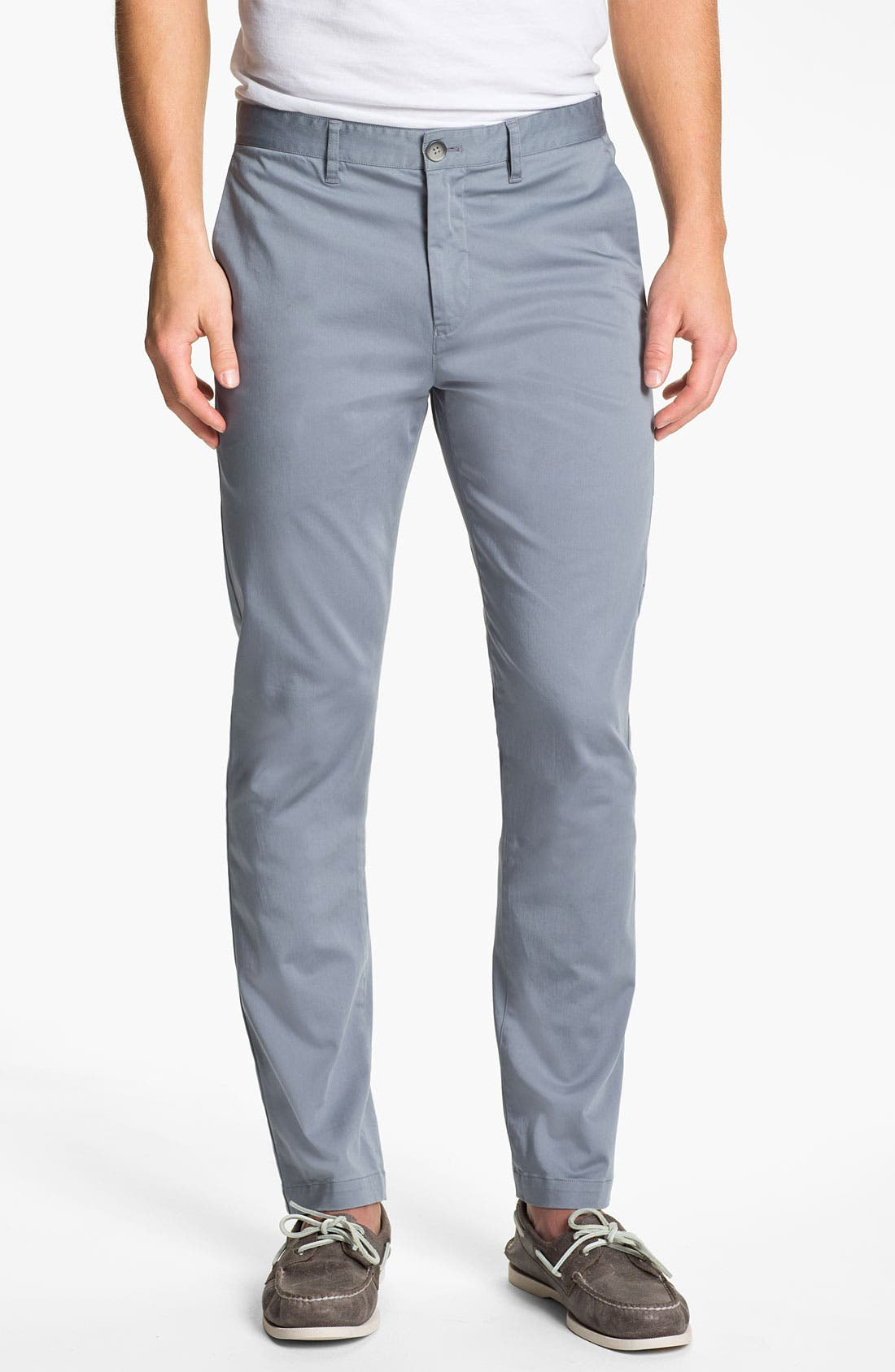 Alternate Image 1 Selected - Theory 'Zaine Clifton' Straight Leg Pants