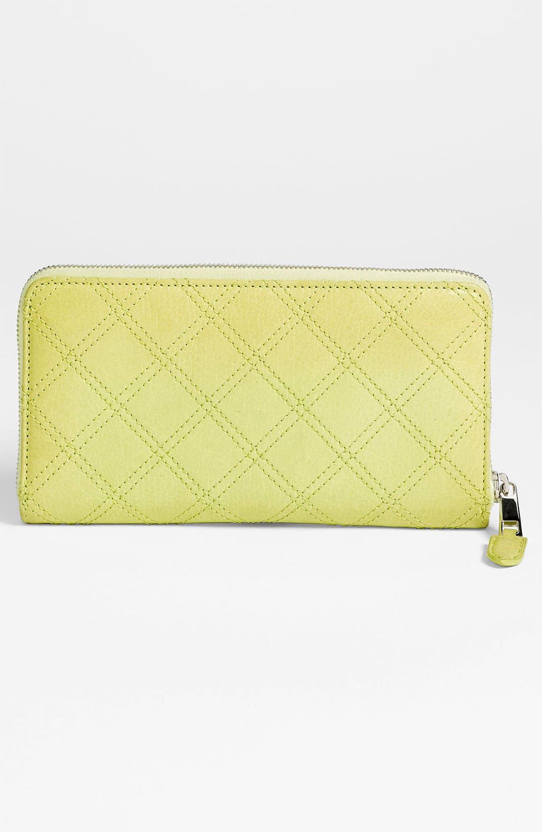 Alternate Image 4  - MARC JACOBS 'Sister' Leather Wallet